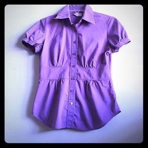 Babydoll button up